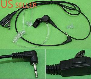 Micrófono Auricular/auricular Acústico Para Radio Motorola