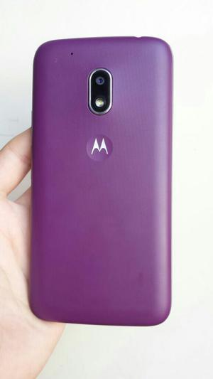 Moto G4 Play Como Nuevo 4g Lte de 16 Gb