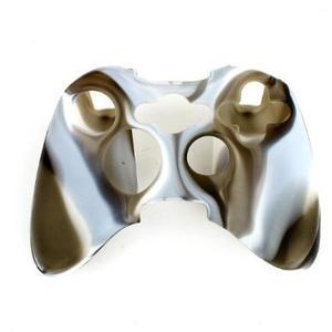 Nueva Cubierta De Silicona Para Xbox 360 Controller Camo Gr