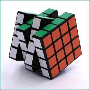 Nuevo Cubo Mágico Shengshou 4 X 4 Profesional Velocidad