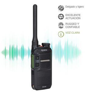 Radio De Comunicación Hytera Digital Bd306 Nuevo Bd 306