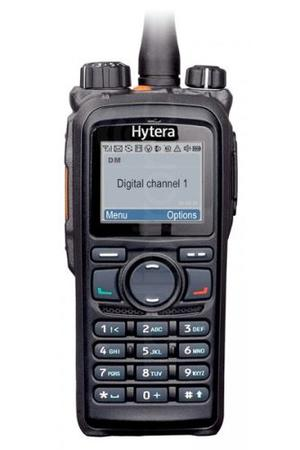 Radio Digital Pd786 Pd786g (ul913) - Hytera