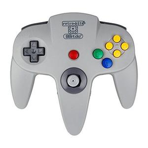 Retro - Bit 8bitdo Rb8 - 64 Inalámbrico Bluetooth N64 Estil