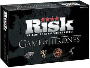 Risk Game Of Thrones - Juego De Tronos