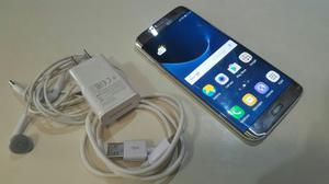 Samsung Galaxy S7 Edge Platiado Original
