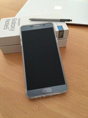 Samsung Note 5 en Perfecto Estado Poco Uso con Sus
