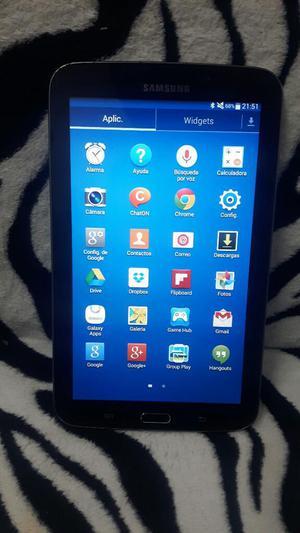 Tablet Samsung Tab 3 Perfecto Estado