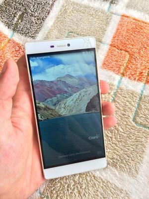 Vendo Cambio Huawei P8 Full Fisura