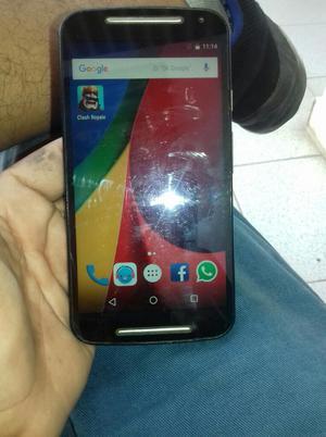 Vendo Moto G 2 16 Gb