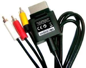 Xbox 360 Cable Compuesto De Audio Y Video
