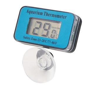 Termometro Digital Sumergible De Acuario Lcd Tanque De Peces