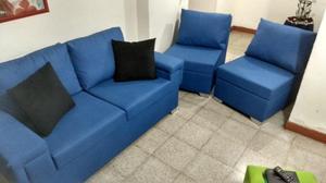 se vende mueble para sala
