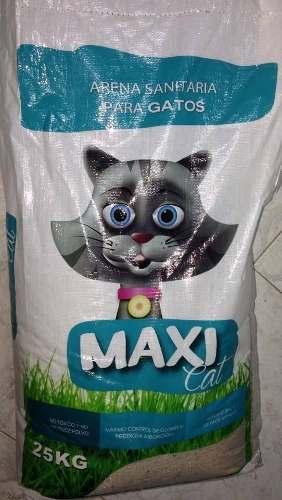 Arena Maxi Cat 25 Kg Envío Gratis Todo El País