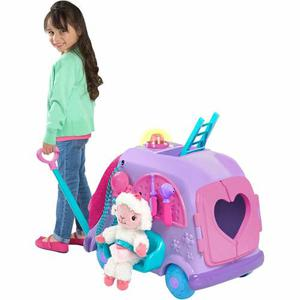 Doctora Juguetes Carro Movil Ambulancia Doc Mcstuffins