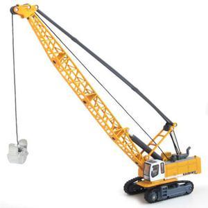 Máquinas De Construcción De Colección Grúa Kaidiwei Esc