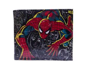 Billetera Marvel Spider Man Hombre Araña