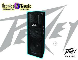 Cabina Activa Marca Peavey Pv 215d
