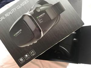 Gafas de realidad virtual con control remoto GANGA