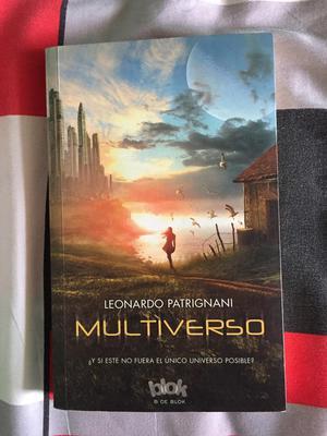 Libro Multiverso Firmado por El Autor