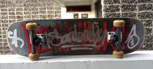 Tabla De Skateboarding Deathwish