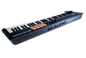 Teclado Controlador Midi Usb - M-audio Oxygen 61 Iv