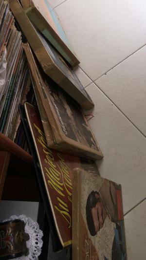 Vendo Gran Lote de Lps Y Colecciones