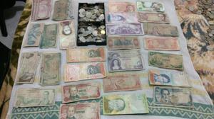 Vendo Mi Colección de Y Billetes