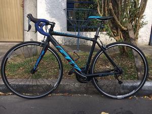bicicleta ruta gw aluminio grupo tiagra