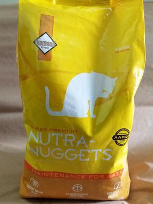 Alimento para Gatos, Nutra Nuggets