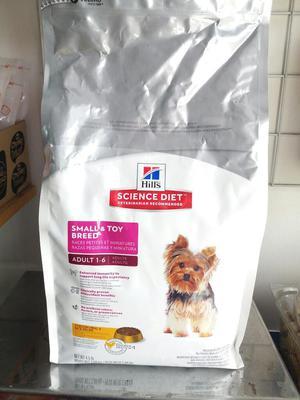 Alimento para Perro, Hills Adulto Toy