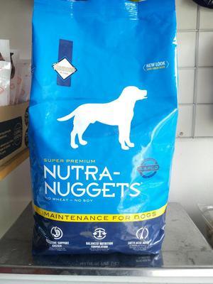 Alimento para Perro, Nutranuggets