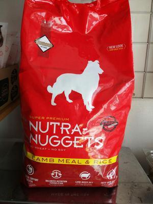 Alimento para Perro,nutranuggets Corder