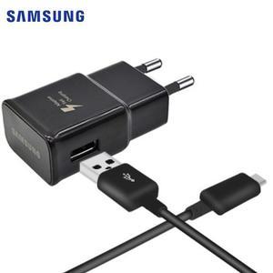 Cargador Carga Rápida S8 Original Samsung Negro Cable Tipo