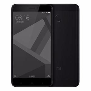 Celular Libre Xiaomi Redmi 4x Negro 32gb 13mpx Lect Huellas