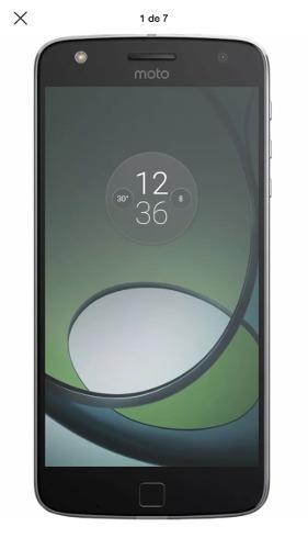 Display Original Motorola Moto Z Play