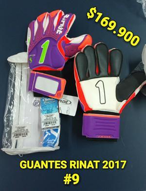 Guantes Rinat Pro