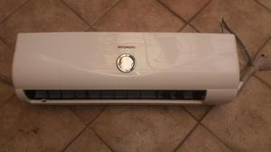 vendo aire acondicionado hiunday  btu completo con su