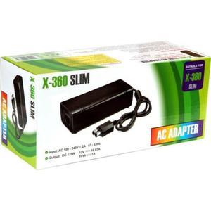 Cargador Fuente Adaptador Ac Xbox 360 / Slim Nuevo Sellado