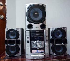 Equipo De Sonido Sony Genezy  Impecable