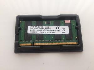 Memoria Ram Kingston Para Portatil Ddr2 2gb 800mhz