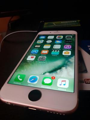 Vendo O Cambio iPhone 6s Rosa de 16 G.b