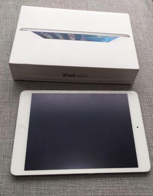 iPad Mini 2 Wifi Cell 16 Gb Plateado y Forro Original Apple