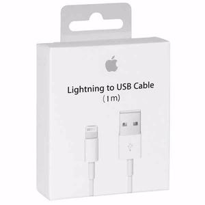 Cable 100% Original Lightning Ios10 Iphone 7 6 5 Garantia 6