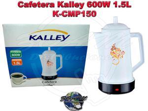 Cafetera Kalley 600W 1.5L KCMP150