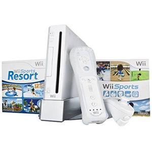 Nintendo Wii Sports Motion Plus (blanco)