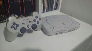 Play 1 Control Y 5 Juegos Copias