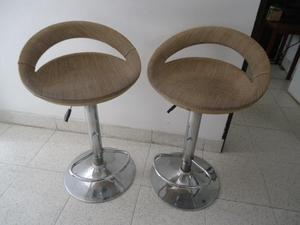 sillas para barra hidráulicas