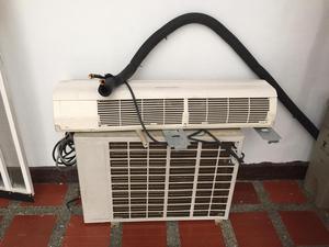 vendo aire acondicionado de  BTU