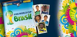 ALBUM PANINI FIFA MUNDIAL DE BRASIL