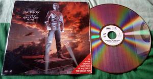 Disco Video Laser Michael Jackson